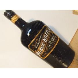 ブレンデッド・ブラックボトル