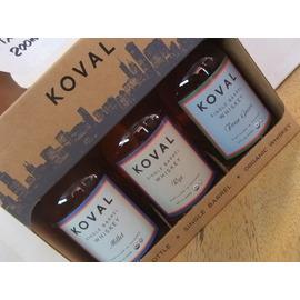 バーボン・KOVAL